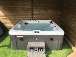 New 5 Seats Hot Tub Master Hunter 3 Spa American Balboa, Music, Led Lights, Uk