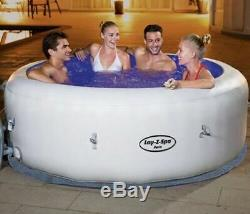 New Lazy Spa Paris 4-6 People Like Vegas Miami But With 7 Colour Led Lights