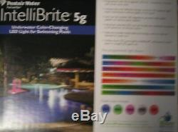 Pentair 601002 IntelliBrite 5g 120V 100' LED Color Changing Pool Light
