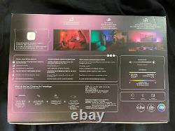 Philips Hue Play White & Color Ambiance Smart LED Light Bar 2-Pack