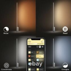 Philips Hue Signe Floor Lamp Smart LED With Bluetooth Alexa And Google Home