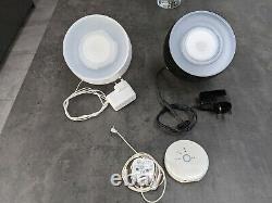 Philips Hue system inc Iris, Living Colors, Bridge V1 very good condition