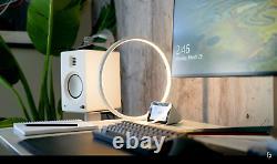 RGB Table Bedside Lamp Night Stand Desk Light Mood Lighting Ring Light