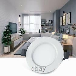 RGB/WWithCW LED Recessed Ceiling Panel Down Light Spotlight Colour Changing Lamp