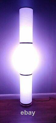 Smart Light LED Floor Lamp, Mood Lighting, WiFi Colour 138cm Custom Vidja