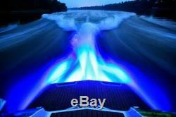 Ss Quasar Rgb Color Changing 8000 Total Lumens Underwater Boat Drain Plug Led