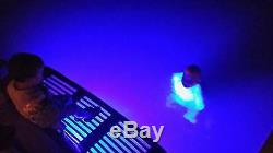 Ss Trim Tab Mount Rgb Color Changing 8000 Total Lumens Underwater Boat Led