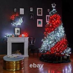 Twinkly Smart App Controlled Christmas Tree Fairy LED Lights Indoor Outdoor